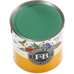 Farrow & Ball Colour By Nature - Verdigris Green - Estate Emulsion Test Pot 161226 Painting & Decorating