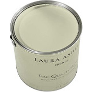 Laura Ashley - Pale Apple - Kitchen And Bathroom Paint 2.5 L 125329 Painting & Decorating
