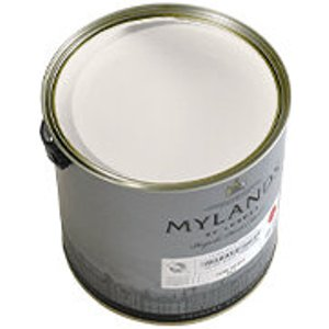 Mylands Greys And Neutrals - White Hart - Wood & Metal Gloss 2.5l 157719 Painting & Decorating