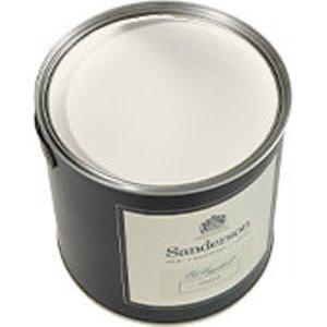 Sanderson Exclusive - Birch White - Matt Emulsion Test Pot 175462 Painting & Decorating
