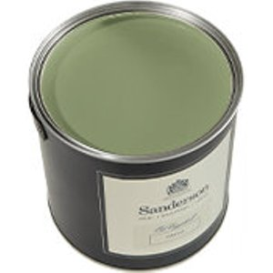 Sanderson Exclusive - Canopy Green - Active Emulsion 2.5 l 175514 Painting & Decorating