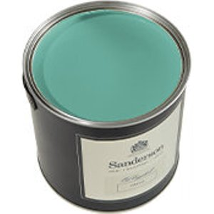 Sanderson Exclusive - Eucalyptus - Matt Emulsion Test Pot 175582 Painting & Decorating