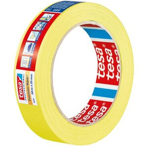 Tesa - Precision Masking Tape - 25mm X 50m 170001 Painting & Decorating