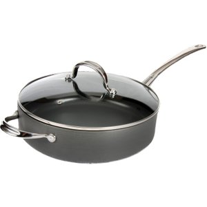 Denby Anodised Sautee 26cm With Help Handle Dishwasher Safe 188013077
