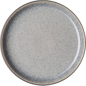 Denby Studio Grey Coupe Dinner Plate Seconds 426052005