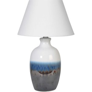 Blue Ombre Table Lamp Barker And Stonehouse Bluo0032st62