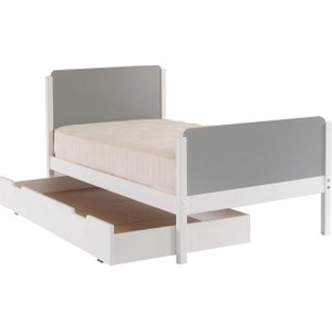Clancy Childrens Single Bed With Trundle Barker and Stonehouse CLCYTRBDCOL2