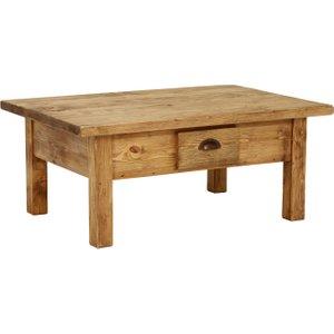 Covington Reclaimed Wood Coffee Table Barker and Stonehouse 5CVTCOFTPBRN