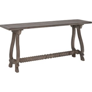 Evelyn Console Table, Cold Smoky Grey Barker and Stonehouse EV3L1853BULK