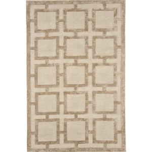 Katherine Carnaby Eaton Hand Woven Rug, Gold Barker And Stonehouse Eaton Gold