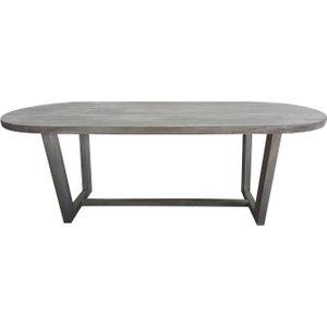 Kos Garden Dining Table, Clay Barker And Stonehouse Kos1dtblbulk