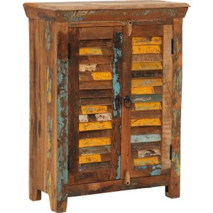 Little Tree Furniture Mary Rose Reclaimed Wood 2 Door Sideboard Barker and Stonehouse MRYR0051BULK