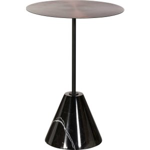 Metal And Marble Lamp Table Barker And Stonehouse Stn5sn01marb