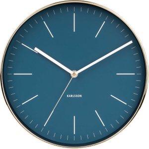 Minimal Wall Clock, Teal Barker and Stonehouse MNIA5695ST52