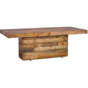San Quentin Tahoe Rectangular Dining Table Barker And Stonehouse 3tnt0006bulk