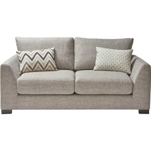 Stamford 2 Seater Fabric Sofa, Vegas Zinc Barker and Stonehouse 9STF2STRZINC