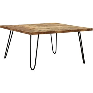 Winnie Reclaimed Square Coffee Table Barker And Stonehouse Wnnibd17bulk