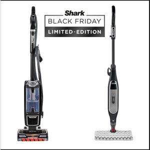 Shark Black Friday Cleaning Bundle - Nz801uktdb + S6003ukdb Shark Clean Vacuum Cleaners