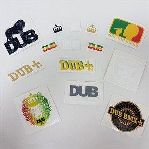 Dub Assorted Sticker Pack