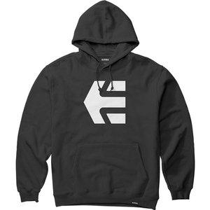 Etnies Classic Icon Hoodie - Black/white