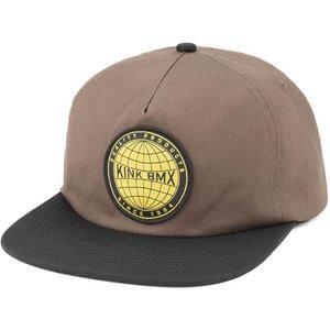 Kink Planet Cap - Brown/black