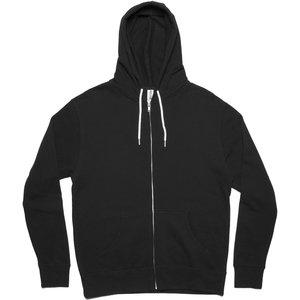 Kink Statement Zip Up Hoodie - Black