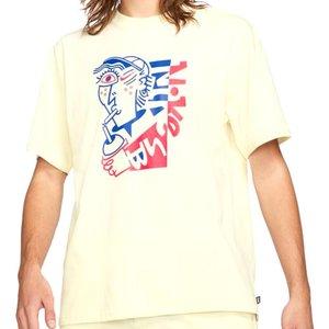 Nike Sb Skate T-shirt - Coconut Milk