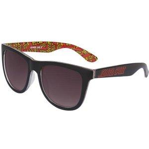 Santa Cruz Multi Classic Dot Sunglasses - Black