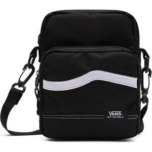 Vans Construct Shoulder Bag - Black/white