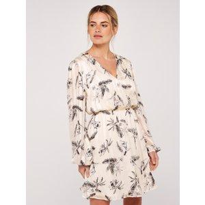 Apricot Stone Botanical Wrap Dress  5051839541153size14