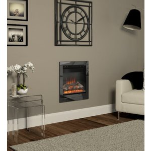 Be Modern Casita 18 Inch Wall Mounted Inset Electric Fire