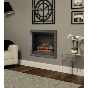 Be Modern Casita 22 Inch Wall Mounted Inset Electric Fire