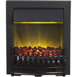 Axon Blenheim Black Inset Electric Fire
