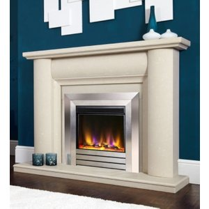 Celsi Electric Fires Celsi Electriflame Vr Acero 26 Inch Inset Electric Fire