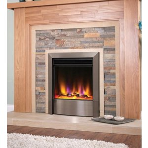Celsi Electric Fires Celsi Electriflame Vr Contemporary Inset Electric Fire