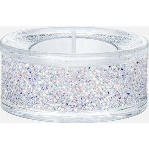 Swarovski Shimmer Tea Light Holders, Crystal Ab
