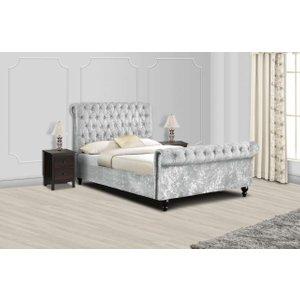 Ariana Velvet Bed Velvet Bed Frame