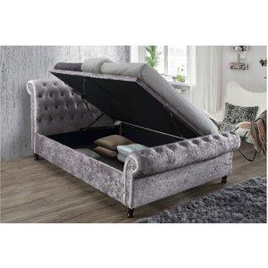 Castello Side Ottoman Bed