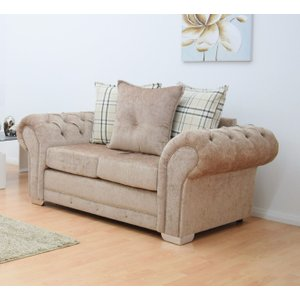 Grampian 2 Seater Fabric Sofa