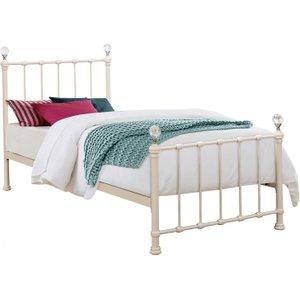 Jessica Single Metal Bed