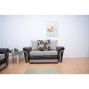 Lexi 2 Seater Luxurious Fabric Sofa