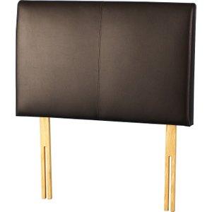 Palermo Single Headboard In Brown