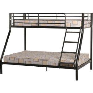 Tandi Triple Sleeper Bunk Bed In Black