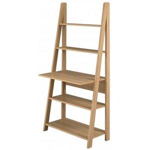 Tiva Ladder Desk In Oak
