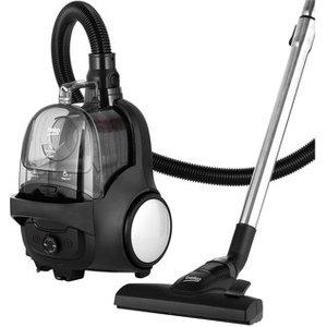 Beko Vco42701ab Bagless Cylinder Vacuum Cleaner In Black Hepa 12 Filte