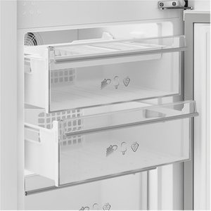 Blomberg Knd4552i Integrated Frost Free Fridge Freezer 1 77m 70 30 A