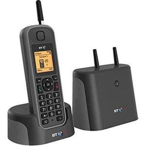 Bt 079482 Bt Elements 1k Phone With Answer Machine Single Handset