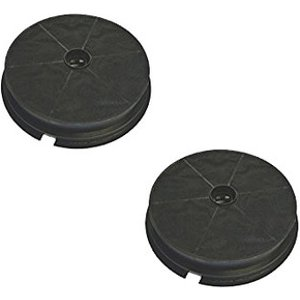 Cda Cha25 Charcoal Filters To Fit Ecpk90 Chimney Hood Pack Of 2