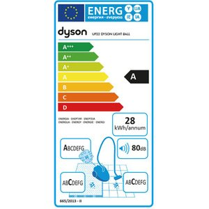 Dyson Lightballmf Light Ball Multifloor Upright Bagless Vacuum Cleaner