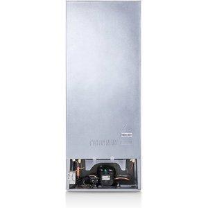 Fridgemaster Mtl55242 50cm Upright Larder Fridge 1 44m In White 242l A